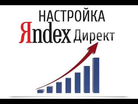 Яндекс Директ: настройка рекламной кампании