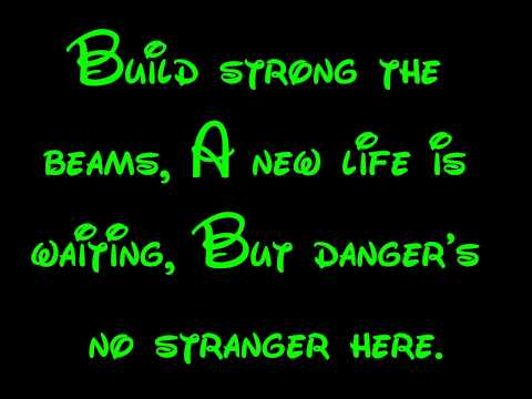 Two Worlds - Tarzan Lyrics HD
