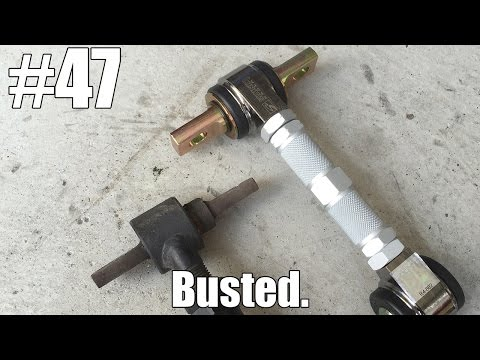 Installing Rear Camber Kits
