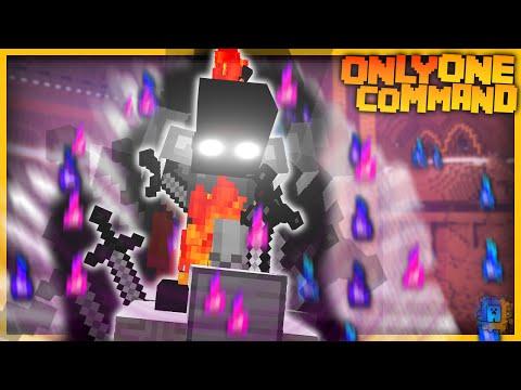 Minecraft - Herobrine Statue | Only One Command! | No Mods! (Vanilla)