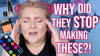 Discontinued and Limited Edition Makeup I Still Use & Love!! | Lauren Mae Beauty