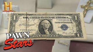 Pawn Stars: Disney & Reagan Dollar   History