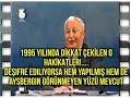 Aziz Erbakan Hocamızın 1995 Yılında Dikkat Çektiği Siyonizmi Etkisiz Hale Getiren Çalışmaları
