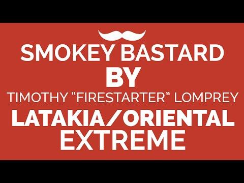 Smokey Bastard - Oriental Firestarter