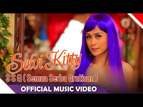Cover Lagu Selvi Kitty - SSG ( Semua Serba Gratisan ) - Official Music Video - NAGASWARA