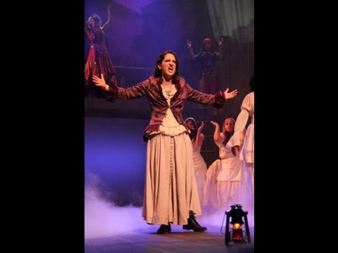 Zorro: The Musical (Claire Bronchick as Luisa)