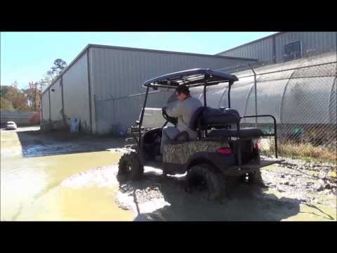The Judge 4x4 Electric Golf Carts