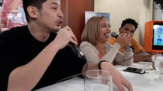 Kakai Bautista umaming tinabihan sa kama si Ahron Villena | HARRY & PATTY