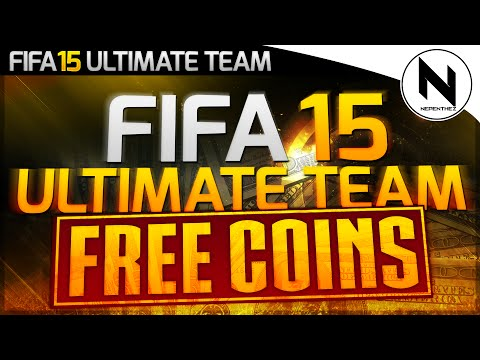 FREE FIFA 15 ULTIMATE TEAM COINS! (Coin Boosts)