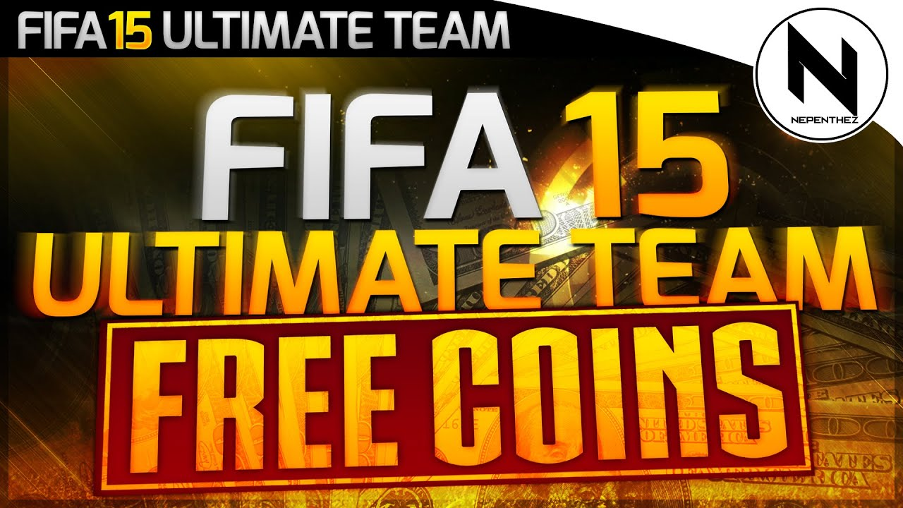 Free fifa 15 ultimate team coins coin boosts youtube
