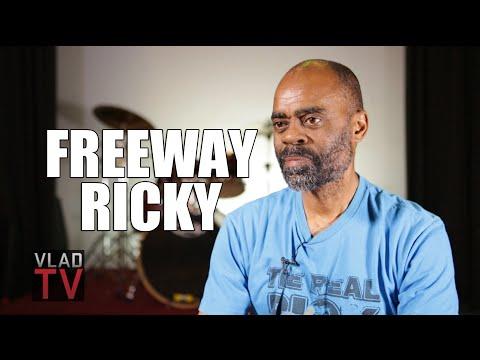 Freeway Ricky: I've Had Days Where I've Made $3 Million