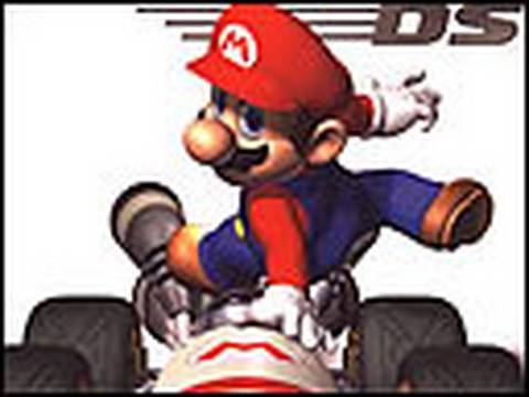 Classic Game Room HD - MARIO KART DS for Nintendo DS review