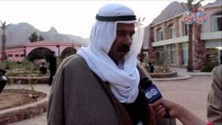 احتفالات اهل سيناء بذكري القديسه سانت كاترين