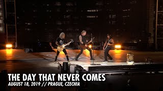 Metallica: The Day That Never Comes (Prague, Czechia - August 18, 2019)
