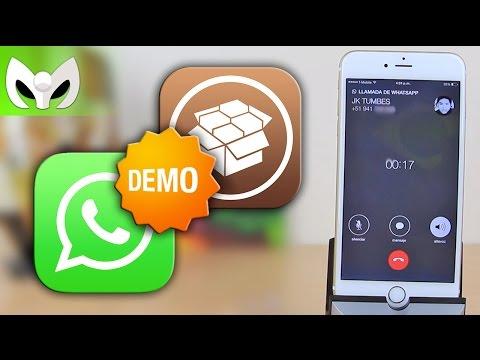 Llamadas de Voz en WhatsApp iOS (Demostración - Situación actual)