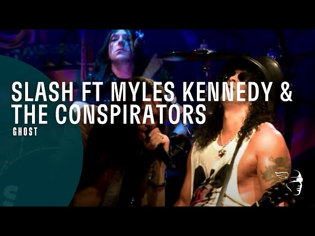 Slash ft Myles Kennedy amp The Conspirators - Ghost 2011 - 2012 limited edition deluxe release