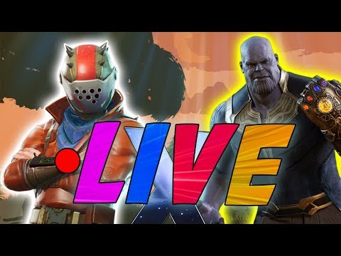 FORTNITE ATTRIX | THANOS | ALLA RICERCA DEL GUANTO DELL'INFINITO! | EVENTO AVENGERS: INFINITY WARS