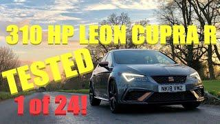 2018 SEAT LEON CUPRA *R* TESTED - 1 OF 24!!