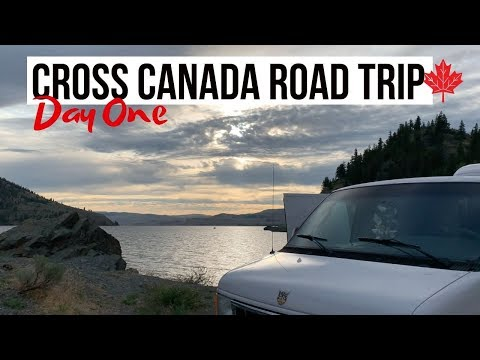 We Didn't Make It Very Far.... First Day Of The Road Trip (Part One)