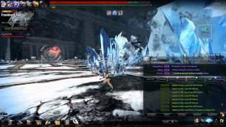 Vindictus - Beokros Fiona No Shield Solo (Hammer)