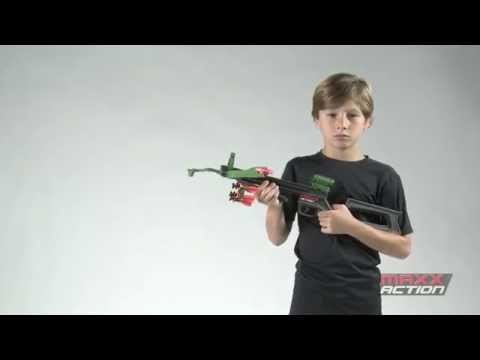 Maxx Action Hunting Series Deluxe Toy Crossbow