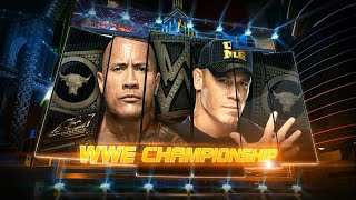 The Rock Vs John Cena Wrestlemania 29 Official Promo - Twice In A Lifetime
