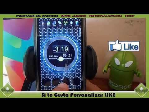 Personalización Android Única y Especial No.5 por MiSoTa94