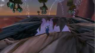 Deadmines Secret / Outlands Testing Area - WoW exploration patch 4.3.4