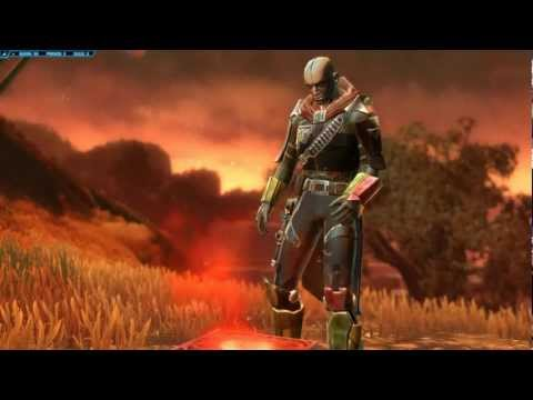 SWTOR Datacrons of Quesh Empire A Guide by Degren of Friends and Pals HD