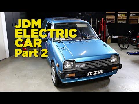 JDM Electric Turd - Part 2