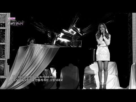 【TVPP】Jessica(SNSD) - Someday (with Krystal), 제시카(소녀시대) - 썸데이 (with 크리스탈) @ Romantic Fantasy