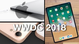 IPHONE SE 2, IPAD PRO, MACBOOK, AIRPODS 2 ? Apple WWDC 2018 (pronostics)
