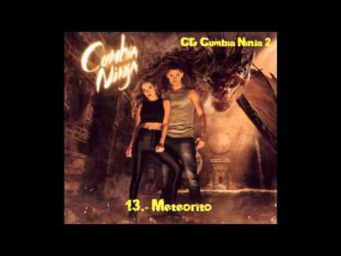 Cumbia Ninja - Meteorito (CD Segunda Temporada)