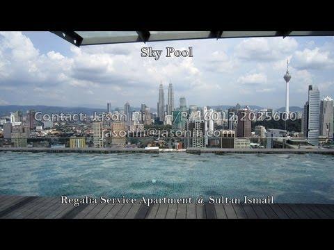 Regalia Service Apt Sky Lounge & Pool