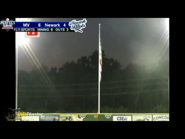 Mohawk Valley Diamond Dogs vs Newark Pilots 7/29/2015