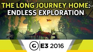 The Long Journey Home is FTL with Diplomatic Relationships - E3 2016