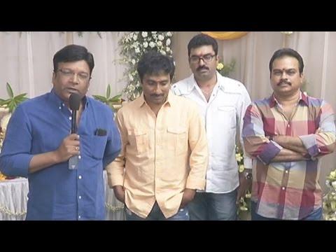 Ram Charan Latest Movie Opening Video | Chiranjeevi | Sreenu Vaitla