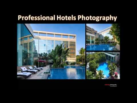 Luxury Hotels and Restaurant Photography in Shanghai