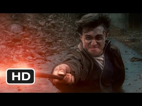 Harry Potter And The Deathly Hallows: Part 1 Official Trailer #1 - (2010) HD