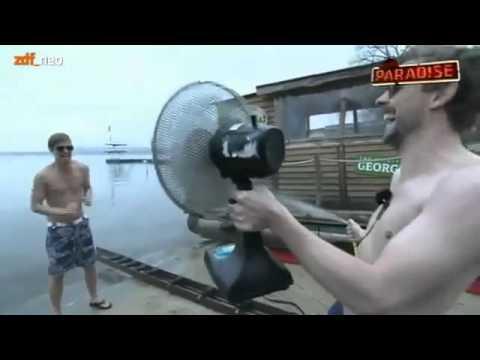 Joko und Klaas - Bis einer heult Badespaß (Teil 1)