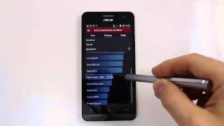 Asus Zenfone 5 Intel Z2580 2 Гб обзор навороченного и доступного по цене смарта