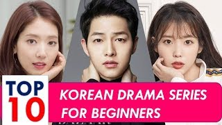 Top 10 Korean Drama List for Beginners