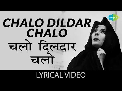 Chalo Dildar Chalo with lyrics |