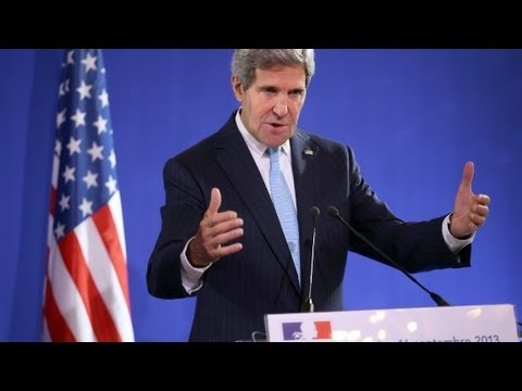 Kerry: U.N. report on Syria is definitive