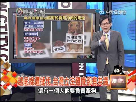雙城記-20140705 廣西玉林狗肉節 引發動保人士關切