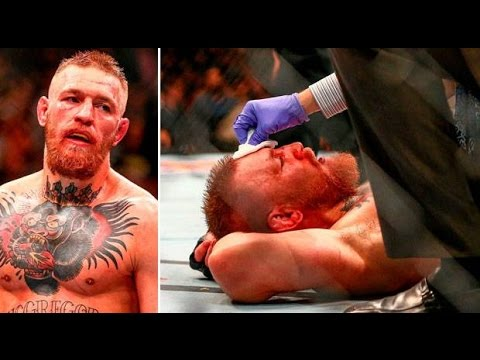 Conor McGregor All MMA Losses By Submission