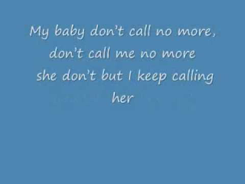 Pieter T- My Baby W  Lyrics video