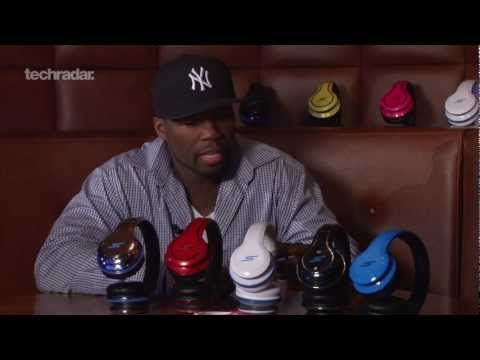 50 Cent Headphones Interview - SMS Audio, Hip Hop & Charity