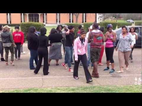 Wiley College Uncut Harlem Shake