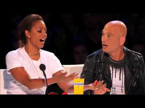 Smoothini  Bar Magician Flies Through Amazing Tricks   America's Got Talent 2014